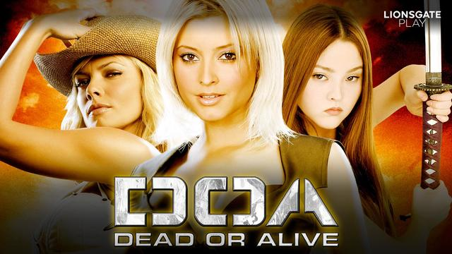 Watch Doa Dead Or Alive English Action Hd Movie Online For Free